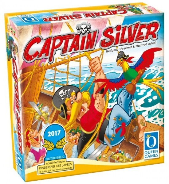 Vedes Captain Silver Spielzeug