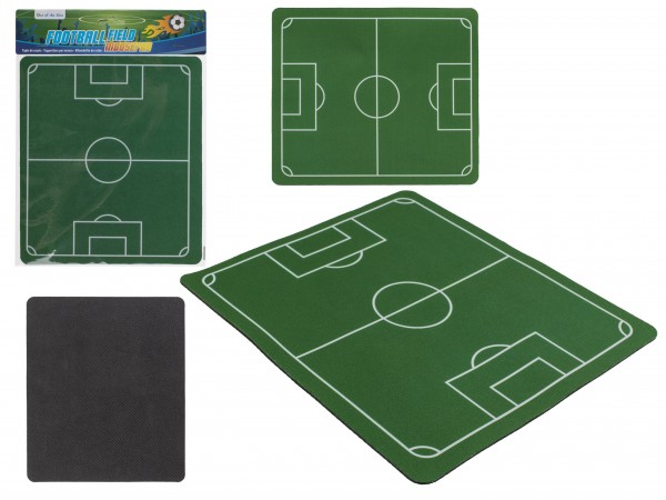 Out of the Blue Mousepad, Fussballfeld Spielzeug