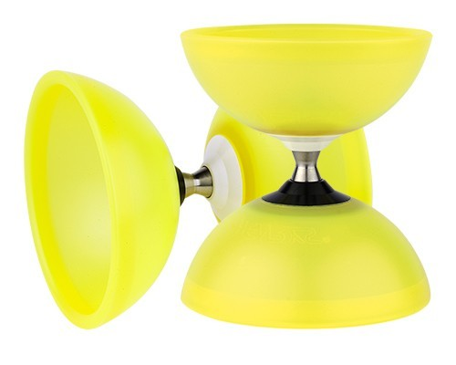 Henrys Diabolo Vision Free gelb Spielzeug