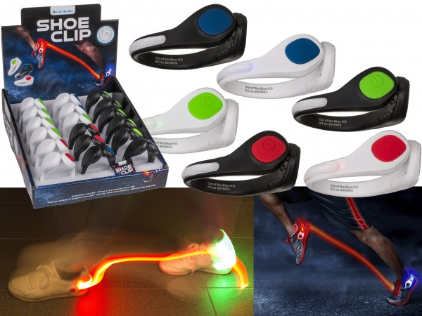 Out of the Blue Schuhclip mit LED Spielzeug