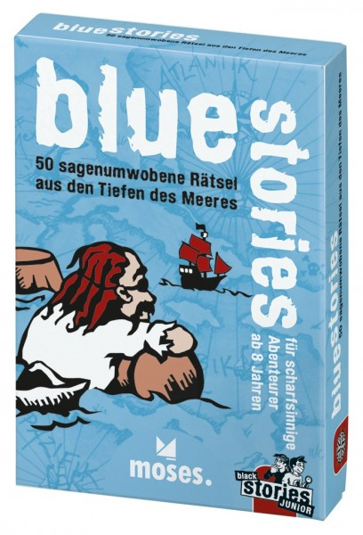 Moses blue stories Spielzeug