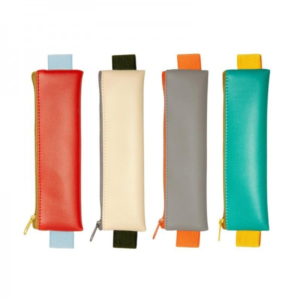 KIKKERLAND Pencil Pouch Assorted Spielzeug