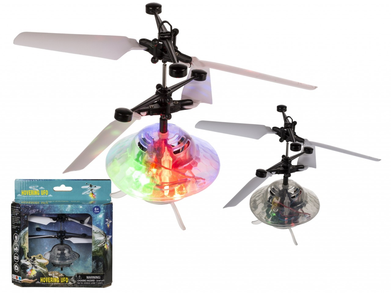 Out of the Blue Helikopter-Ball, Flying UFO LED Preisvergleich