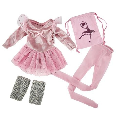 Toynamics Ballerina Outfit rosa S 41-43 Spielzeug