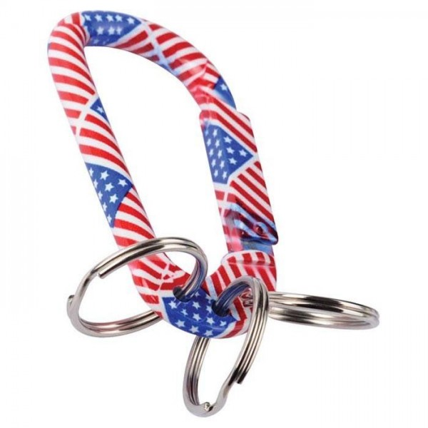 Munkees Carabiner with 3 Keyring Spielzeug