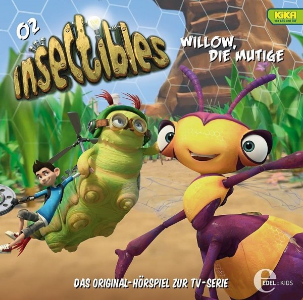 BUSCH CD Insectibles 2: Willow Spielzeug
