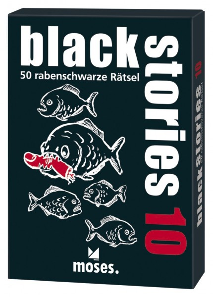 Moses black stories 10 Spielzeug